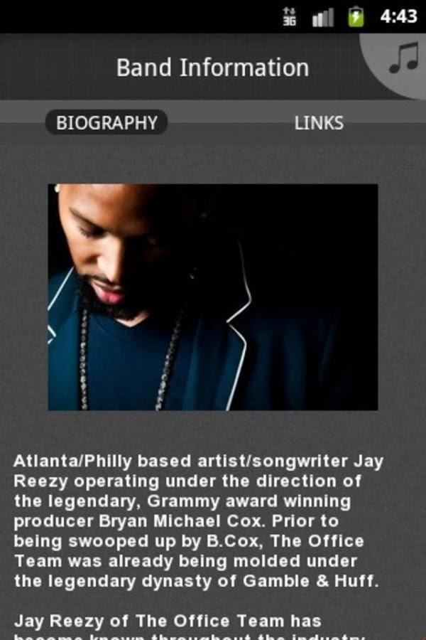 Jay Reezy - screenshot
