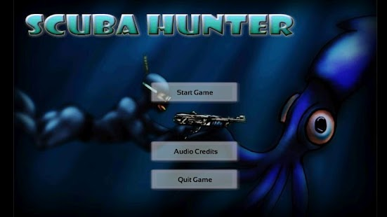 Scuba Hunter- screenshot thumbnail