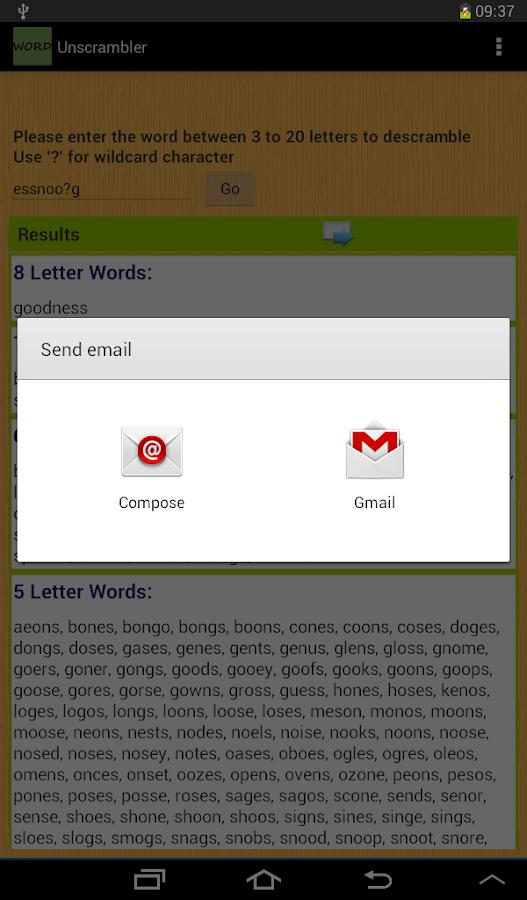 8 Letter Word Unscrambler Motorview