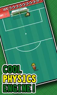 Super Soccer Goalie - náhled