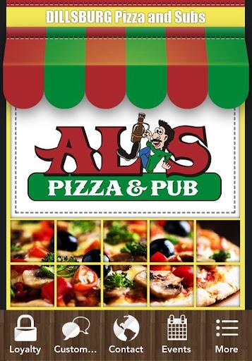 Al's Pizza Pub