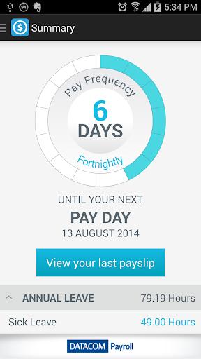 Datacom MyPay
