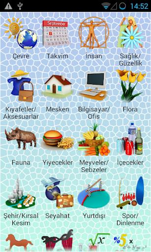 PixWord German for Turkish