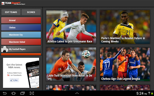 Team Stream by Bleacher Report – Android Apps on Google Play
