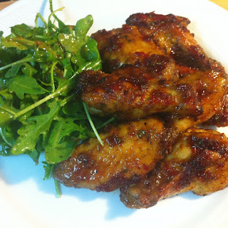 Korean Style Chicken Wings