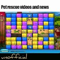 pet rescue videos and news logo
