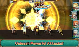 Screenshot of RPG Illusion of L'Phalcia
