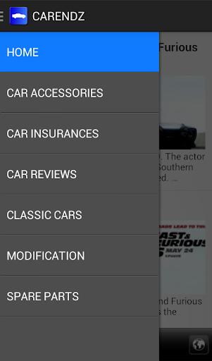 Cars News Carendz.com