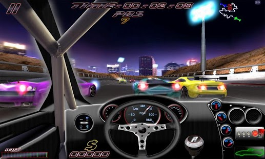 Speed Racing Extended Free- screenshot thumbnail
