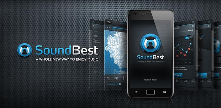 SoundBest Music Player v1.1.6 for Android