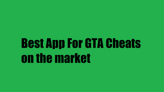 【免費娛樂App】Grand Theft Auto Cheats-APP點子