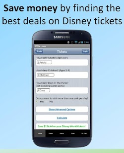 Disney World Lines- screenshot thumbnail