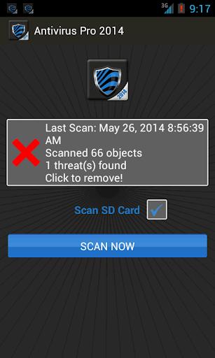 玩生產應用App|防病毒专业版 2014免費|APP試玩