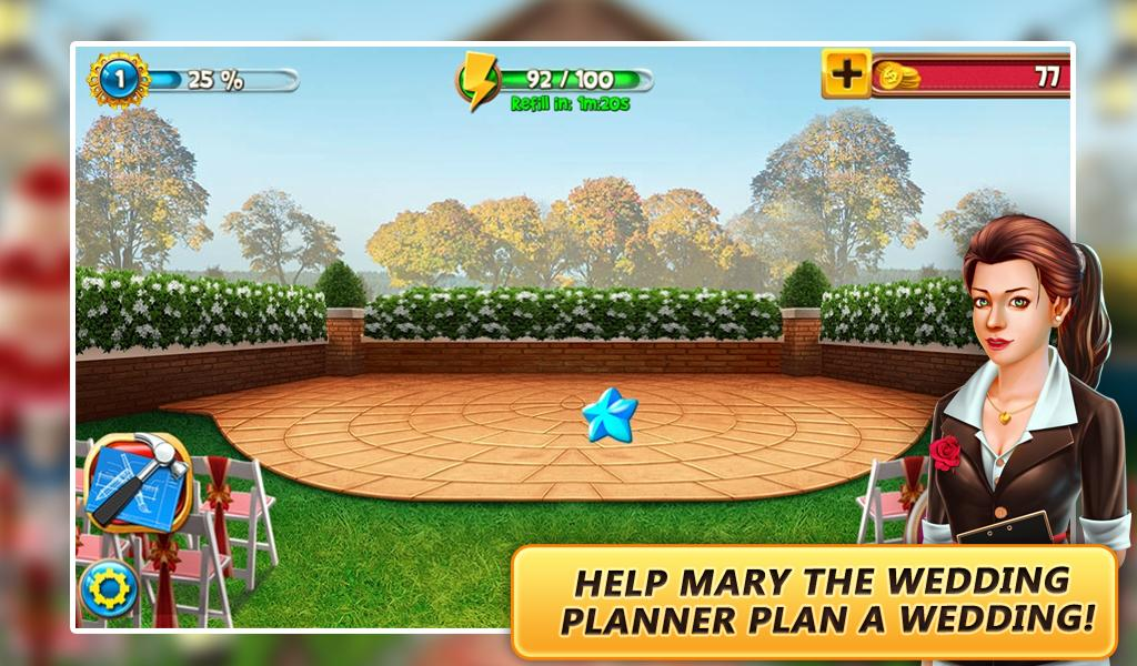 Mary Knots Garden Wedding Google Play Store revenue download