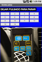 Screenshot of Sonidos Policia