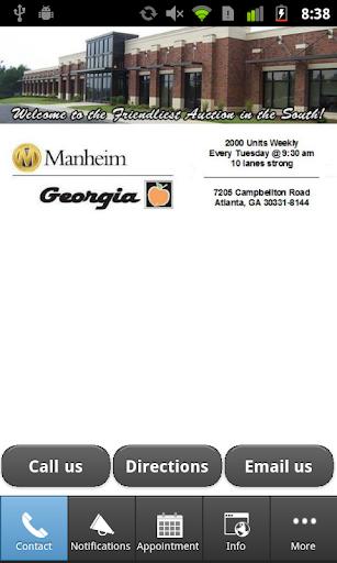 Manheim Georgia