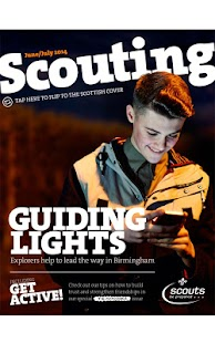 Scouting Magazine- screenshot thumbnail