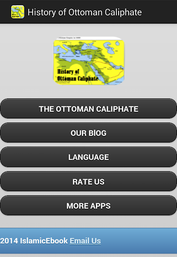 The Ottoman Caliphate