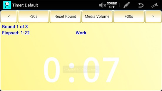 Workout Timer (Free)- screenshot thumbnail