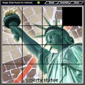Magic Slide Puzzle Free 2