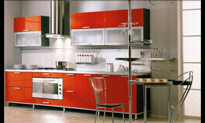 Kitchen design android apps op google play for Kitchen set in hindi