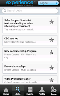 Career Search - screenshot thumbnail