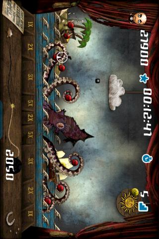 Cannonball- screenshot