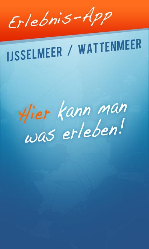 Erlebnis-App Wattenmeer - screenshot