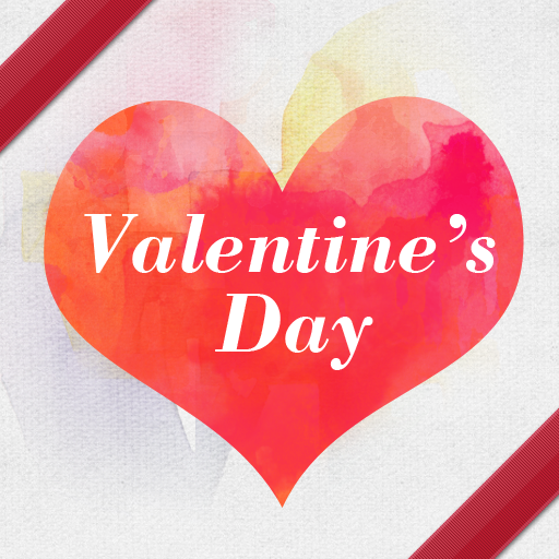 카톡테마 발렌타인데이 사랑 LOGO-APP點子