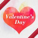 카톡테마 발렌타인데이 사랑 icon