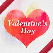 카톡테마 발렌타인데이 사랑