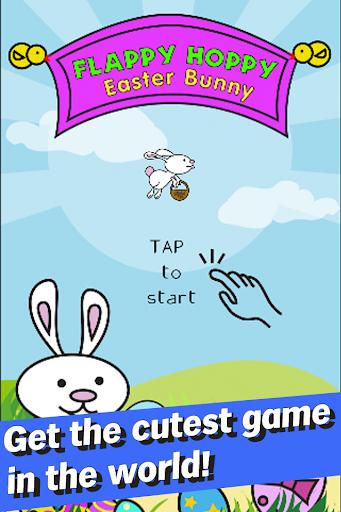 Hoppity Hoppy Easter Bunny