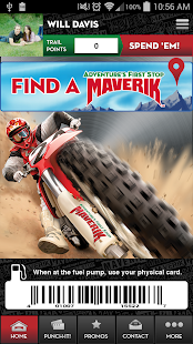 Maverik Rewards- screenshot thumbnail