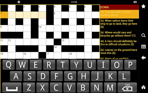 kids crossword puzzles free - android apps on google play, Powerpoint templates