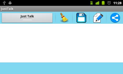 Talk - Text to Speech