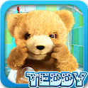 Teddybär Bathe talking bear icon