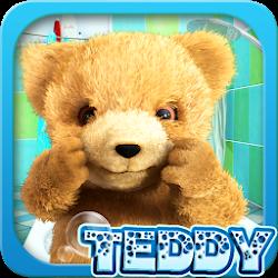 Teddy Bear Bathe -Talking Bear