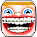 Kids Braces Doctor - Fun Game icon