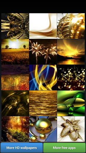 Glitter Gold Color Wallpapers