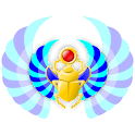 Gold Scarab Puzzle logo