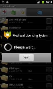 Medieval Licensing System- screenshot thumbnail