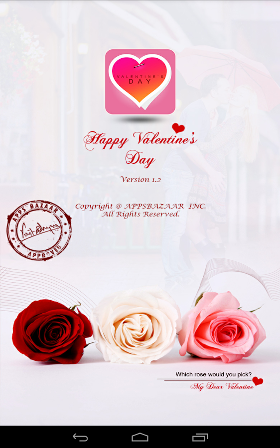 Valentine Day Wallpapers- screenshot