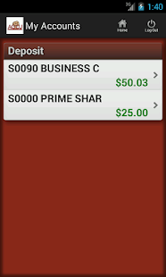 AGCU Mobile Banking - screenshot thumbnail