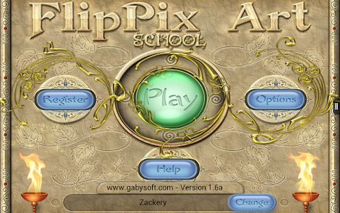 FlipPix Art - School- screenshot thumbnail