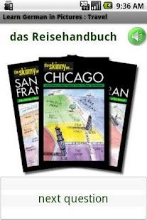 German in Pictures: Trip Trial- screenshot thumbnail