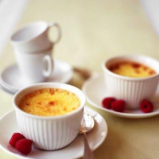 Vanilla Bean Custard Recipe