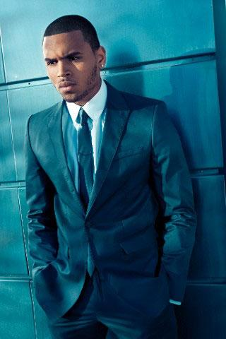 Chris Brown Wallpaper - screenshot