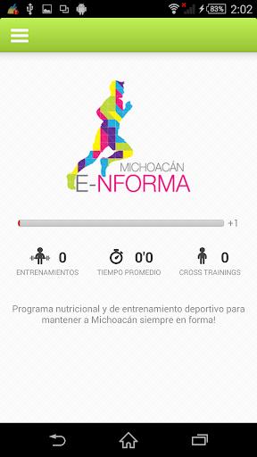 Michoacán en forma
