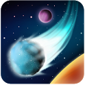 Save the Comet - Gravity Run icon