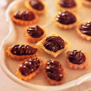 Mocha Tartlets.